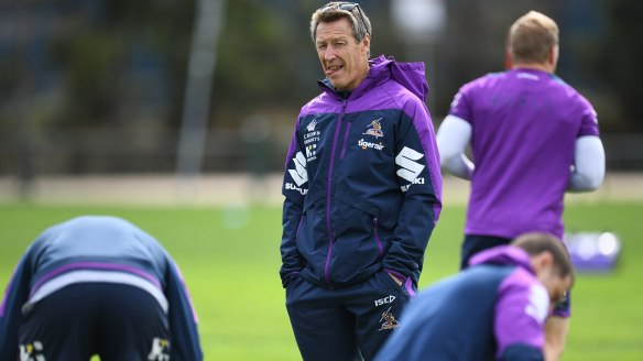 Another round as master coaches Wayne Bennett and Craig Bellamy fight for a grand final