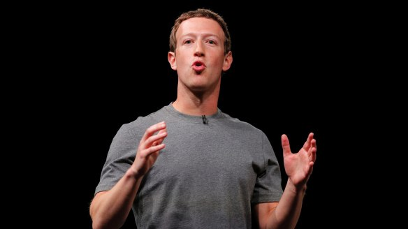 Mark Zuckerberg plans to sell up to 18pc of his Facebook shares