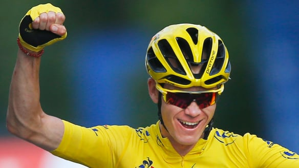 Rival questions handling of Chris Froome doping case