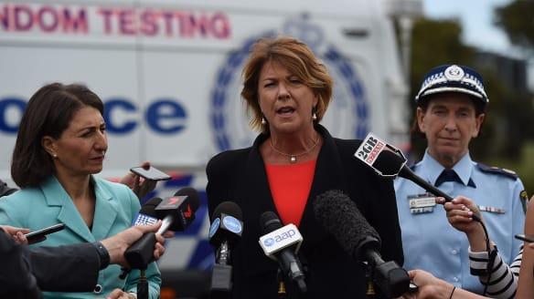 Truck deaths 'disturb' NSW Roads Minister Melinda Pavey