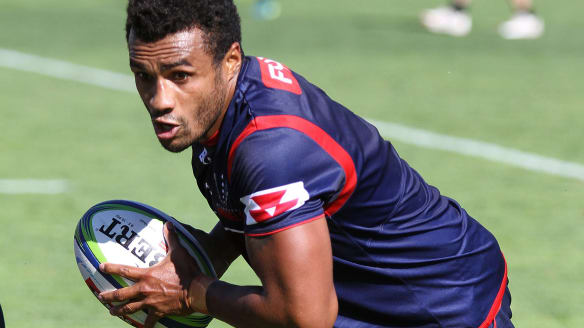 Time the concern for Rebels: Genia