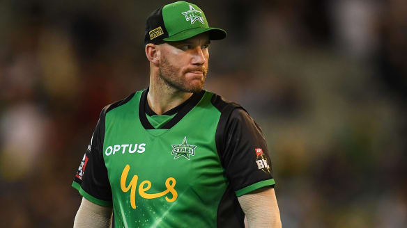 Melbourne Stars captain John Hastings apologises to club's supporters after BBL failure
