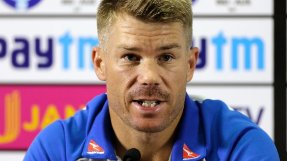 Glenn McGrath praises outspoken David Warner following 'hatred' remarks