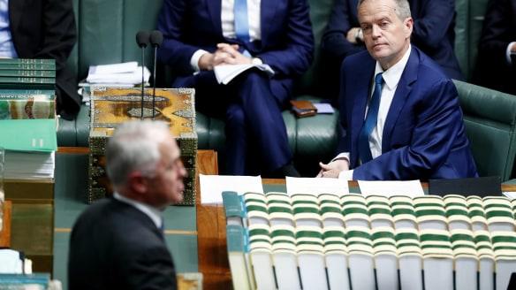 Malcolm Turnbull must take responsibility for postal survey mental health concerns: Bill Shorten