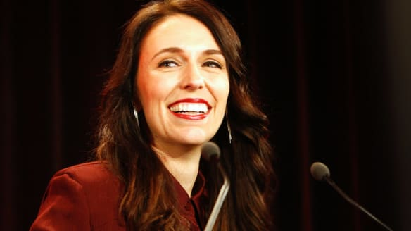 Image result for Prime Minister Jacinda Ardern's pregnancy a hit overseas and in NZ