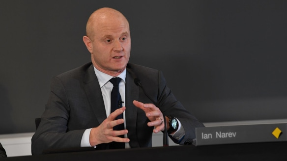 CBA chief executive Ian Narev has said the bank will focus on what it's best at.