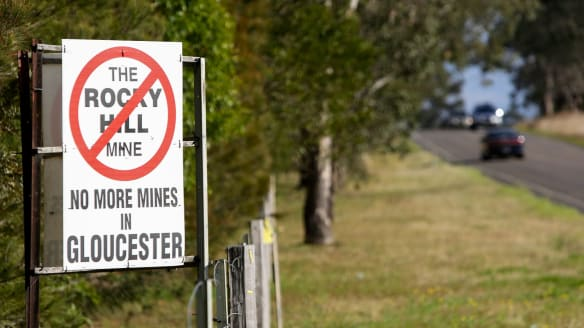 'Not in public interest': Gloucester coal mine rejected by planning commission