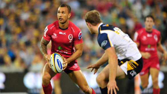 Super Rugby 2018: Quade Cooper could be the man the Auckland Blues need