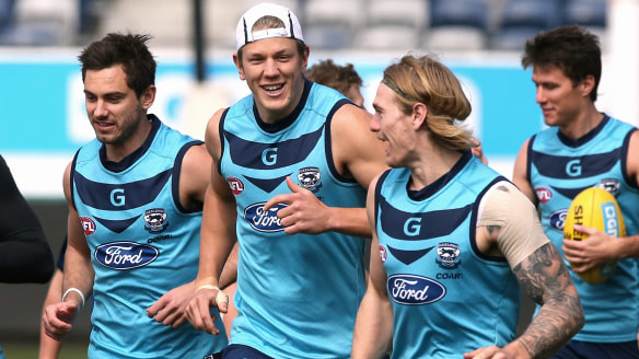 Geelong Cats look to repeat semi-final blueprint against Adelaide Crows