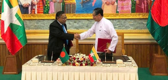 Deal to repatriate Rohingya to Myanmar a 'stunt': Human Rights Watch