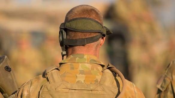 Soldiers, sailors and airmen and women are at increased risk of taking their own life once they leave the Australian Defence Force.