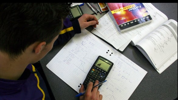 Selective schools dominated the top 20 list of best performing maths schools.