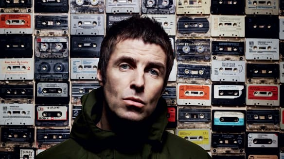 Liam Gallagher riding high on his 'last roll of the dice' post-Oasis success