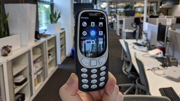 Nokia 3310 3G review: better left in the past