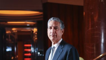 Orica chief Alberto Calderon says the company is cautiously optimistic about the year ahead.