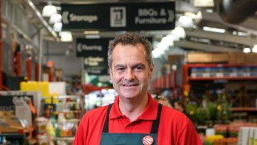 Bunnings managing director Mike Schneider has said the new plans for reopening retail in Victoria are disappointing.