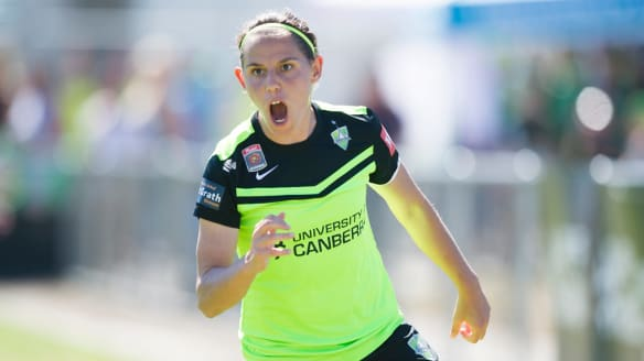 Canberra United come back from the dead to earn crucial draw against Perth Glory