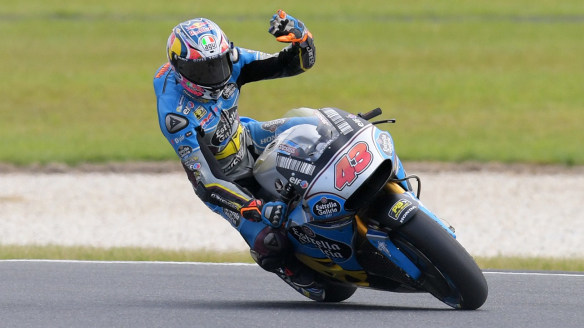 Jack Miller in the mix for Australian MotoGP home triumph
