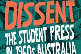 <i>Dissent</i>, by Sally Percival Wood.