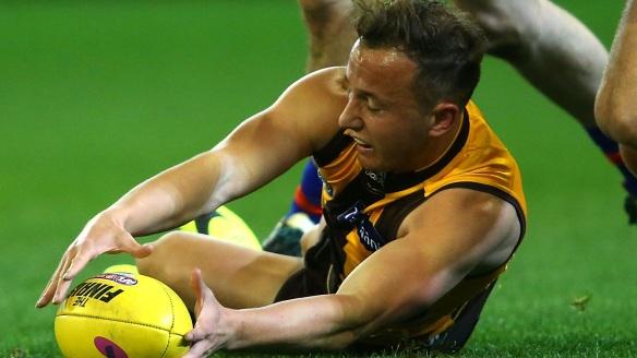 Hartung heads Hawks facing nervous wait