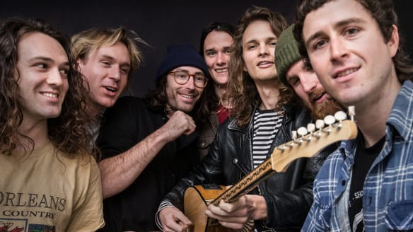 Prolific psychedelic project King Gizzard & the Lizard Wizard won in three categories: best live band, best band and best album.
