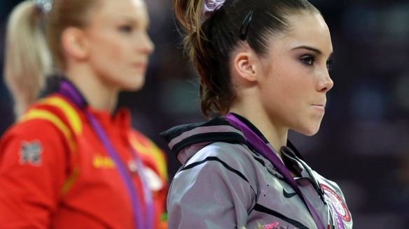 Olympic gymnastics gold medallist McKayla Maroney says she was molested by team doctor