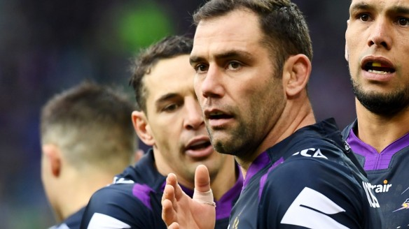 Referees claim Storm skipper Cameron Smith won't have undue influence over the grand final.
