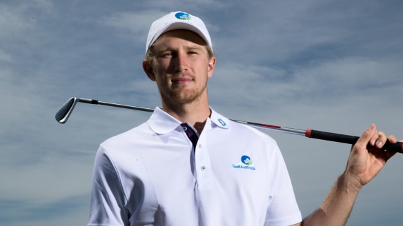 Golf Australia squad member Travis Smyth chasing US Masters, British Open ticket