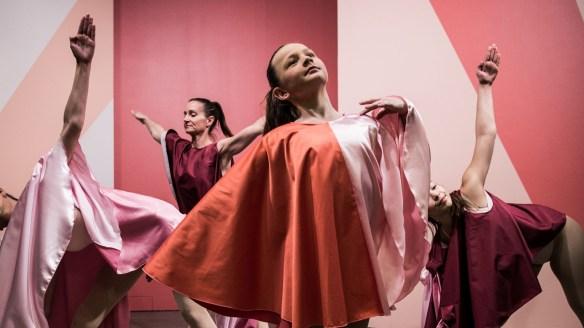 Hazelhurst Regional Gallery paints a picture in dance