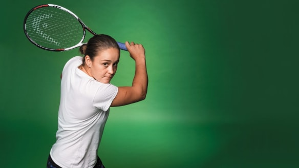 Second serve: The return of Ashleigh Barty