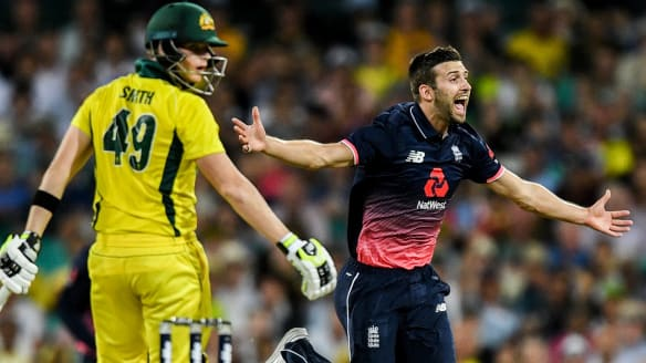 Australia v England ODI series: Jos Buttler smashes ton as Australia ring in changes