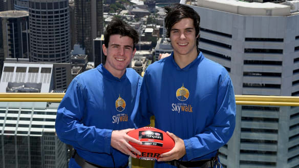 2017 AFL draft: How the top 25 might pan out