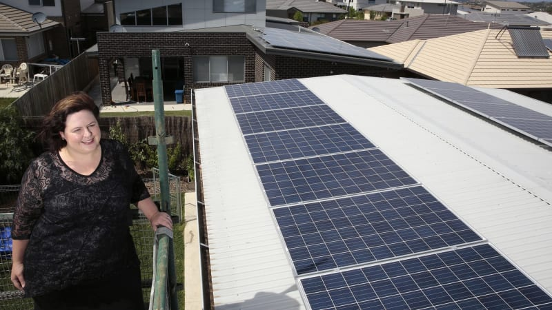 ACT government subsidises rollout of battery storage for 5000 households with rooftop solar