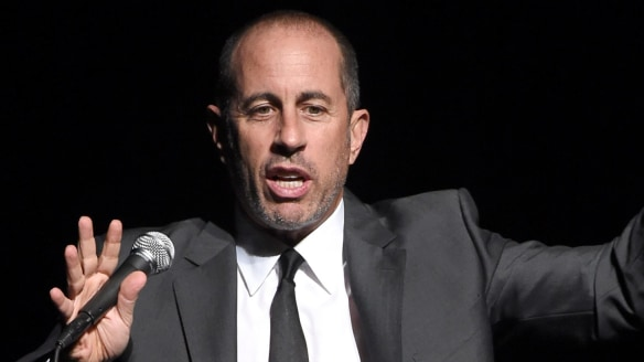 Jerry Seinfeld says Bill Cosby is still 'the biggest comedian of all time'