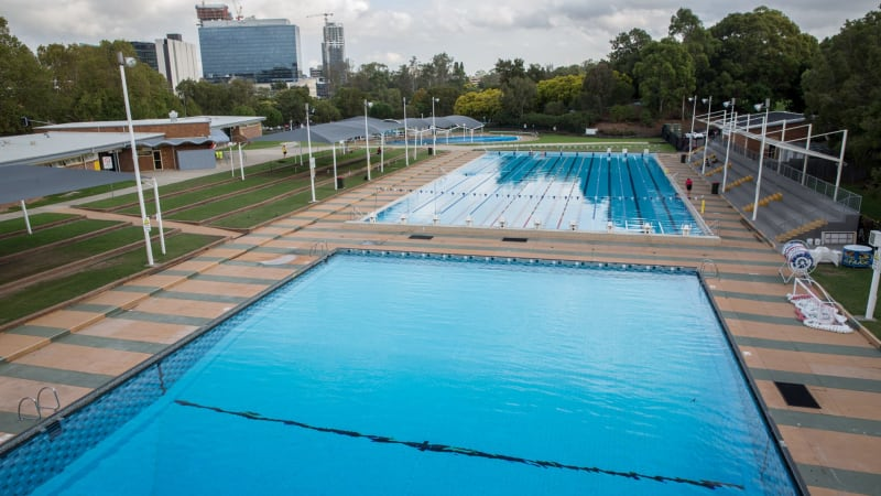Parramatta 39 S Only Pool To Be Demolished To Make Way For A New Sports Stadium