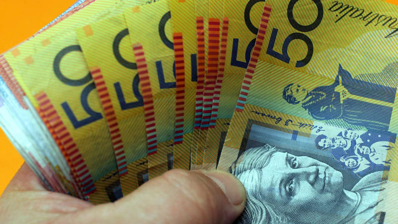 Wages grow at the slowest pace on record, ABS figures show