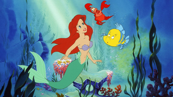 Disney's 1989 film The Little Mermaid.