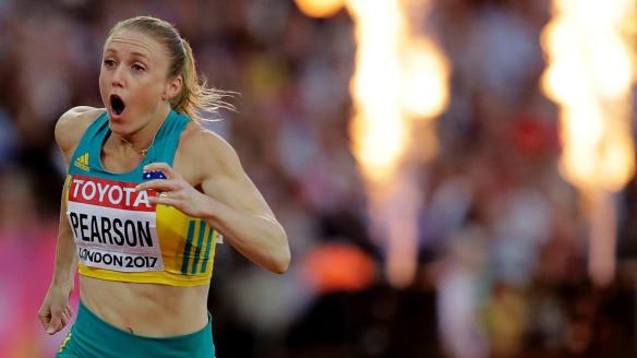 World champ Sally Pearson to run at ACT athletics championships