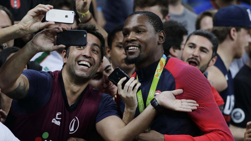 Team USA needed Kevin Durant to score and he delivered in Rio Olympics final