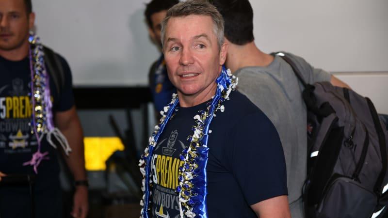Cowboys coach Paul Green favourite to replace Mal Meninga at Queensland Origin helm