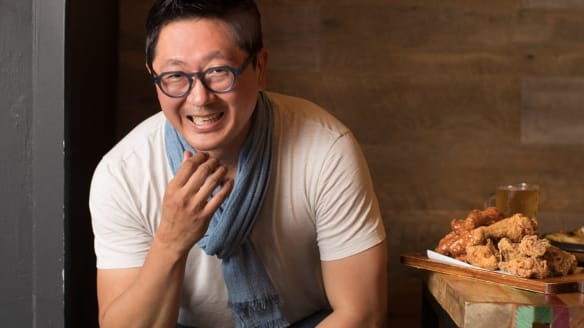"Jun Lee, co-founder of Gami Chicken & Beer: ""We love chicken and beer and we wanted to sell something we love."""