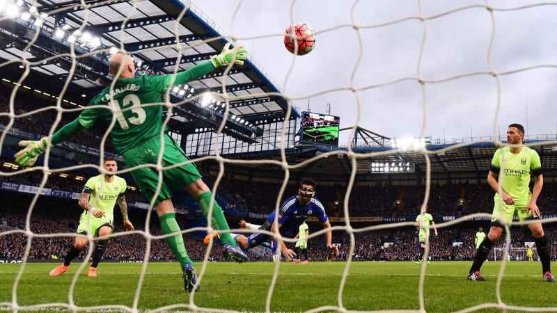 Fa Cup Chelsea Thrash Manchester City As Crystal Palace