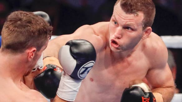 Jeff Horn needs to embrace challenge in Vegas, not pine for another home fight