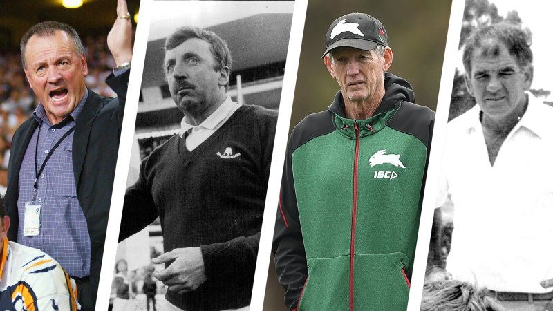 Tablet interactive: The godfathers of coaching and how they shaped the modern game