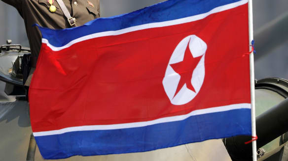 Sydney man charged with allegedly discussing the supply of weapons of mass destruction to North Korea