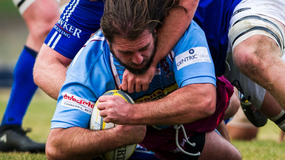 Canberra rugby veteran Ben Coutts on Stockmen's Tour of New Zealand and Argentina