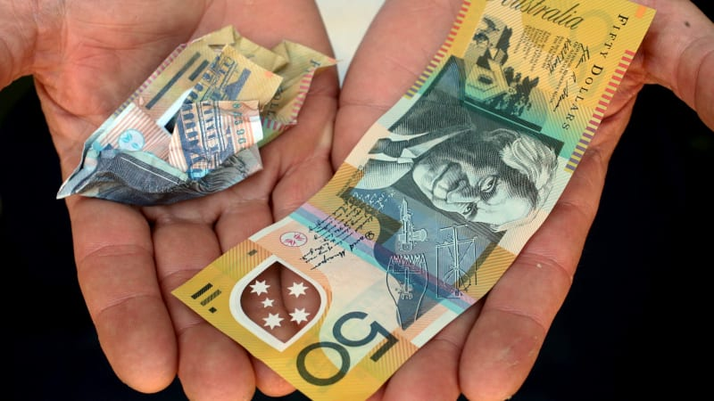 Australia Flooded With Fake 50 Notes So Good They Fool Banks