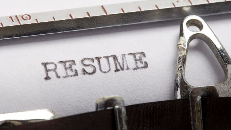 35 things you should remove from your résumé before it ends up in ...