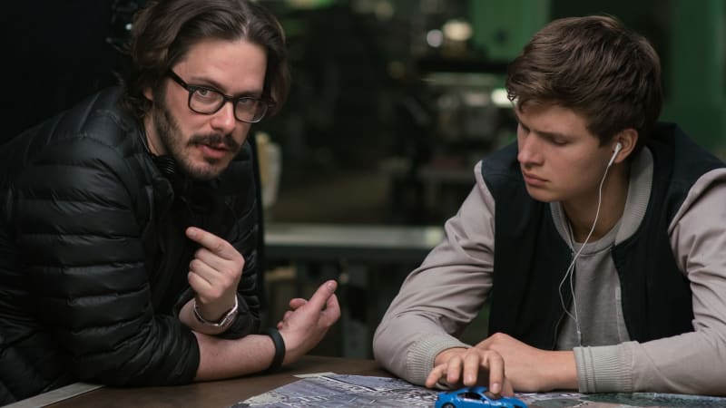 Baby Driver: How Edgar Wright turned an action movie into a retro musical