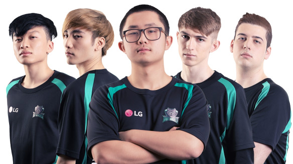LG Dire Wolves to make Aussie esports history at League of Legends World Championship